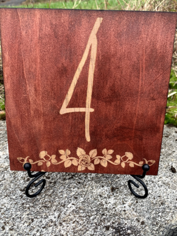Table Numbers (8)