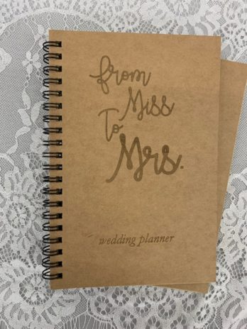 From Miss to Mrs Wedding Planner