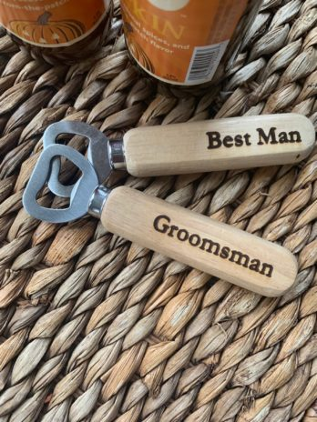 Bridal Party Bottle Openers