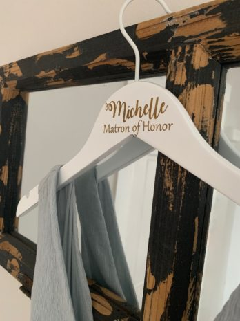 Custom Dress/Suit Hanger