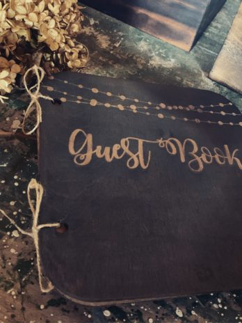 Guest Book ~ Lights