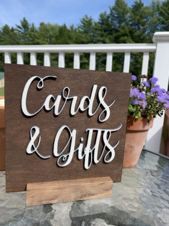 Cards & Gifts Signs